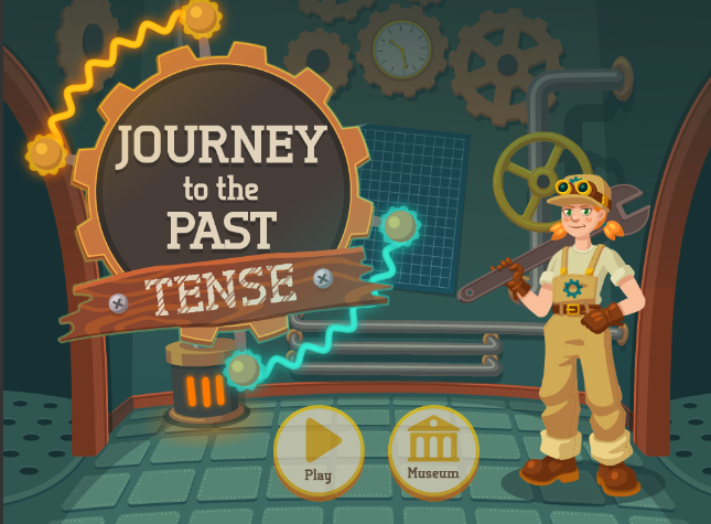 Journey to the Past Tense