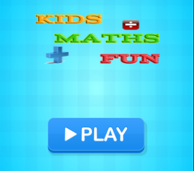 Kids Maths Fun