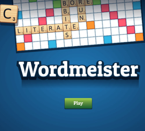 Wordmeister Word Game
